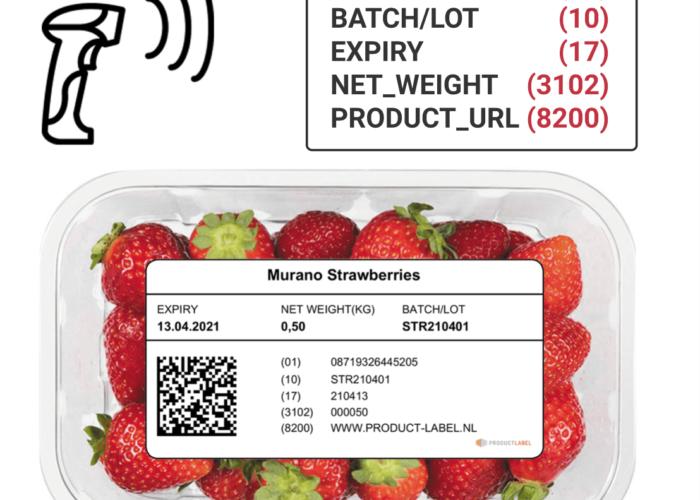 2D barcodes hebben de toekomst