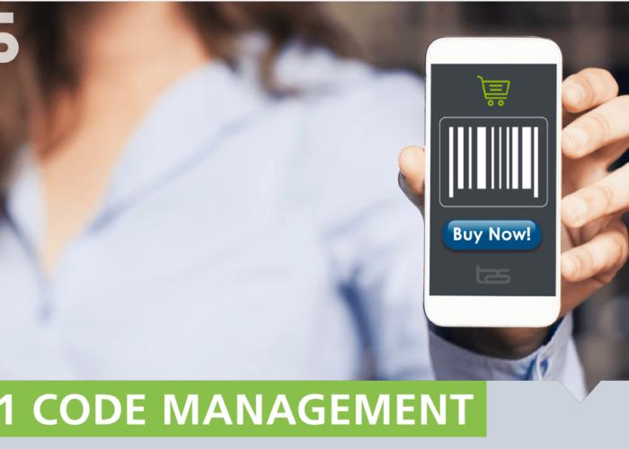 GS1 Code Management