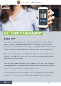 GS1 Data Management