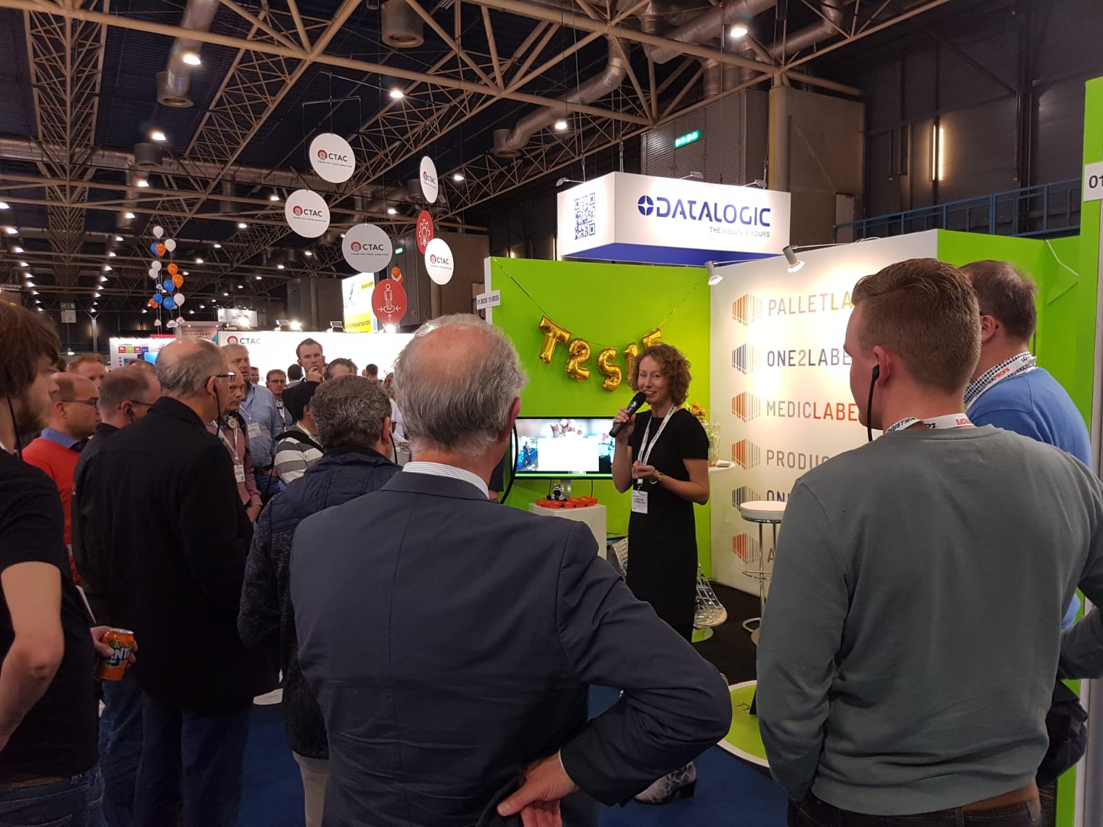 Knowledge sessions ICT Logistiek Type2Solutions