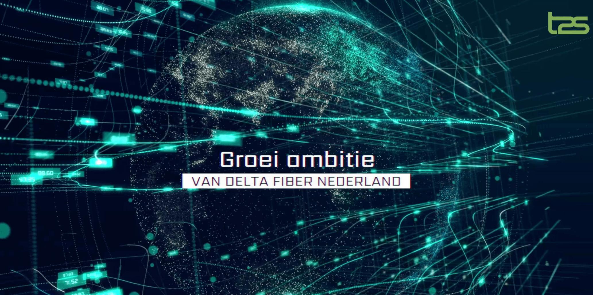 groei ambitie Delta Fiber T2S datamigratie