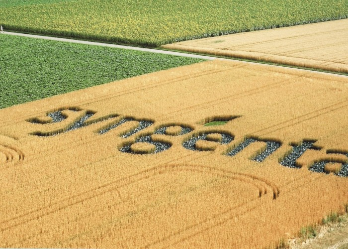 Syngenta Streamlines Receiving Process with Productlabel