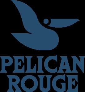 Logo pelican rouge